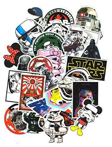 Imagen de Adhesivo Star Wars Setproducts por menos de 15 euros.