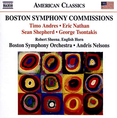 Boston Symphony Commissions