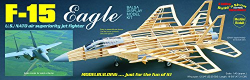 Guillow's F-15 Eagle Model Kit