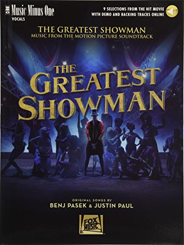 The Greatest Showman: Music Minus One Vocal