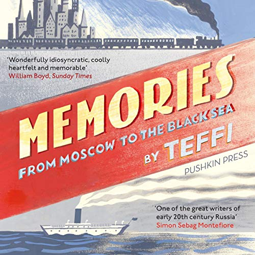 Memories - From Moscow to the Black Sea  By  cover art