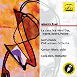 Ravel La Valse, Ma Mere L'Oye,Tzigane, Bolero, Pavane by Gordon Nikolic, Cond. Carlo Rizzi Netherlands Phil Orch