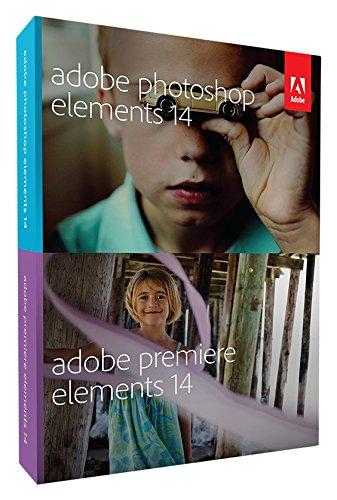Adobe Photoshop Elements 14 und Premiere Elements 14 (Minibox)