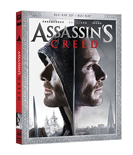 Assassin's Creed 3D (2 Blu-Ray 3D );Assassin'S Creed [Italia] [Blu-ray]