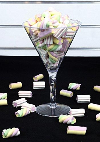 Bigiemme- Coppa Martini Plastica Ø16 X 25 Cm, Multicolore, 5NM14336IT