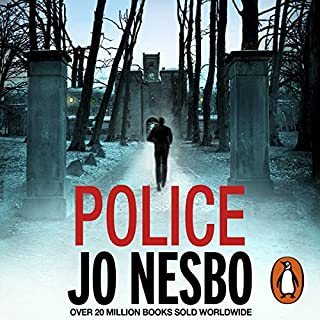 Police                   By:                                                                                                                                 Jo Nesbo                               Narrated by:                                                                                                                                 Sean Barrett                      Length: 17 hrs and 3 mins     1,375 ratings     Overall 4.5