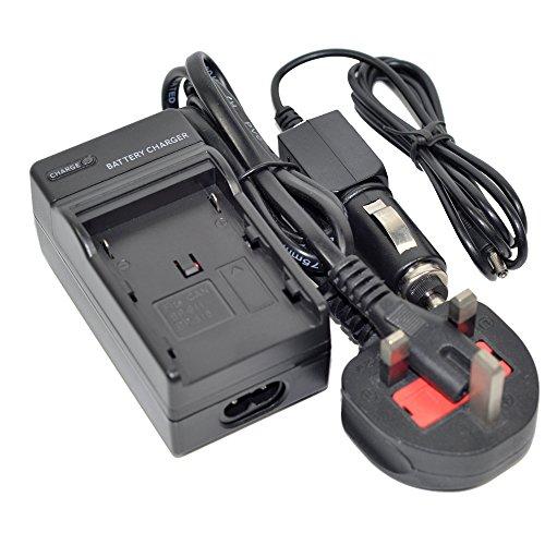 BN-VF808U Cargador de batería AC/DC Single para JVC BNVF808U VF823 VF823U VF815U...