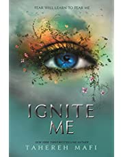 Ignite Me: Tahere Mafi