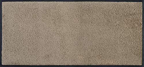 Wash + Dry Matte, Taupe, 35 x 75 cm