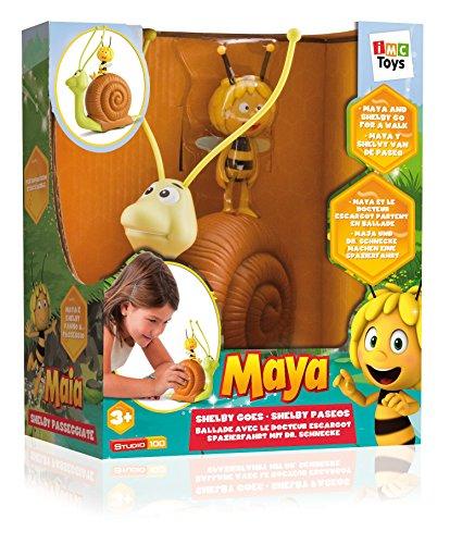 IMC Toys Maya l'abeille 200104 – Escargot véhicule