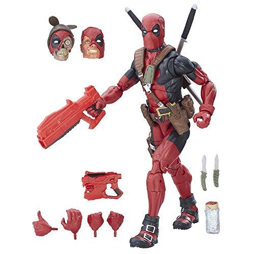 Hasbro Marvel C1474EU4 - Legends Deadpool 12 Zoll, Actionfigur