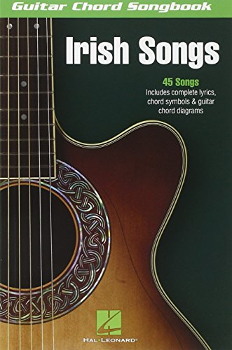 Guitar Chord Songbook - Irish Songs: Songbook für Gitarre (Guitar Chord Songbooks)