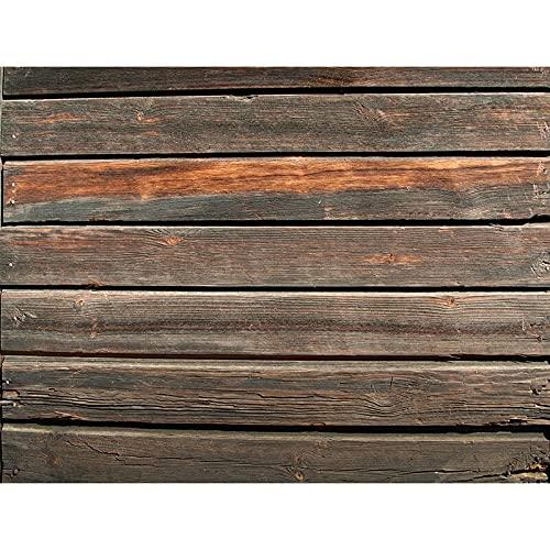 Fondo de fotografía de Textura de Tablero Fondo de fotografía de Piso de tablón de Madera Accesorios de Estudio Fondo de fotografía de Vinilo A11 10x7ft / 3x2.2m