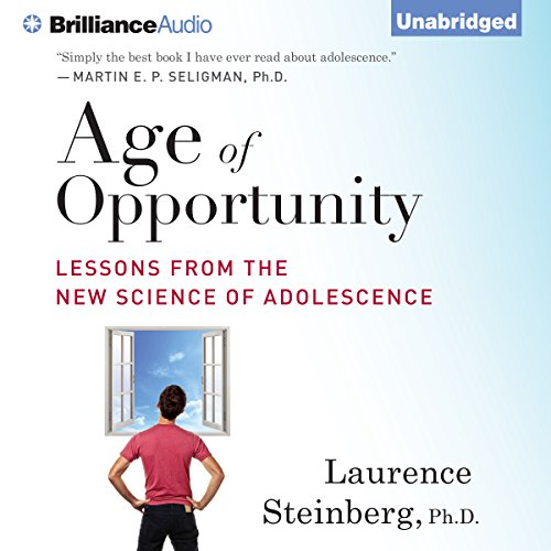 Age of Opportunity audiobook cover art