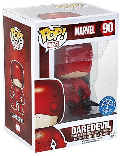 MARVEL - Bobble Head POP N�90 - Daredevil : Figurine