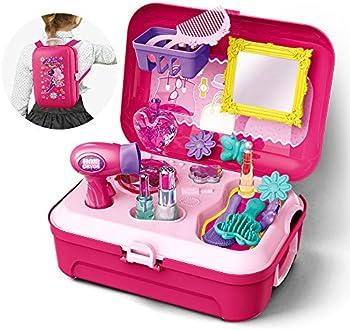 Gizmovine Girls Pretend Play Makeup Set
