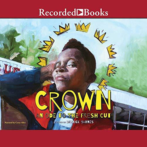 Crown audiobook cover art