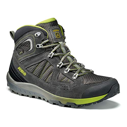 Asolo Landscape GV Hiking Boot - Men's - 10.5 - Grey Lime