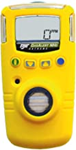 BW Technologies GAXT-A-DL GasAlert Extreme Ammonia (NH3) Single Gas Detector, 0-100 ppm Measuring Range, Yellow