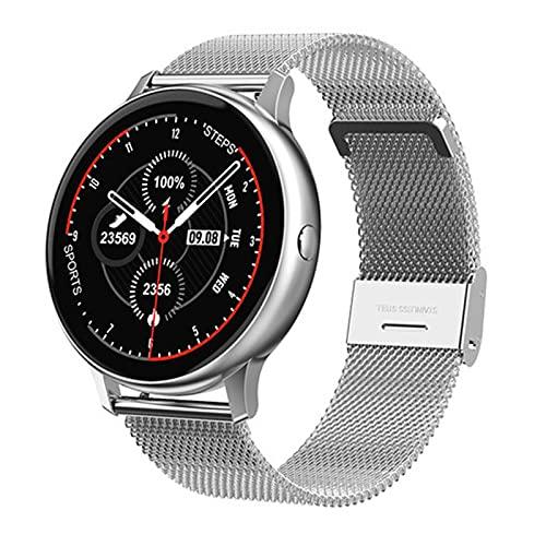 zyz DT88 Smart Watch Ladies IP68 Impermeable, Detección De La Frecuencia Cardíaca Y De La Presión Arterial, Rastreador De Fitness, Pulsera Inteligente Deportiva,F