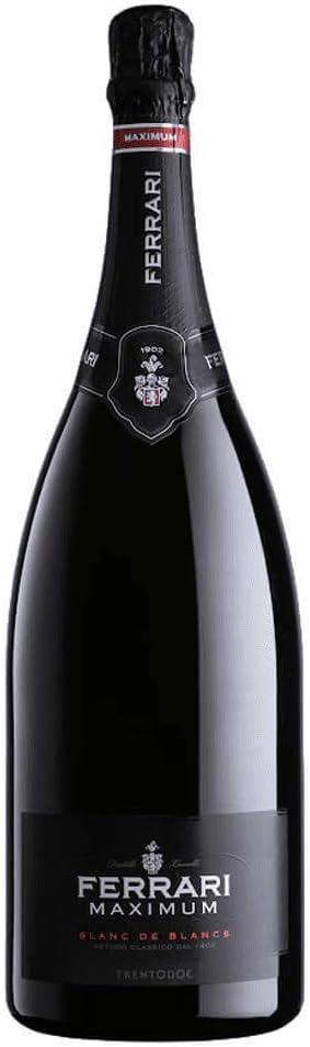 Ferrari Ferrari MAXIMUM Blanc de Blancs Brut 12,5% Vol. 1,5l - 1500 ml