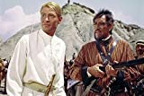 Poster, Anthony Quinn und Peter O'Toole in Lawrence of