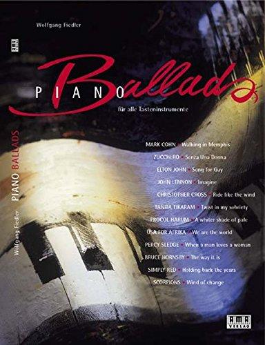 Piano Ballads: Für alle Tasteninstrumente