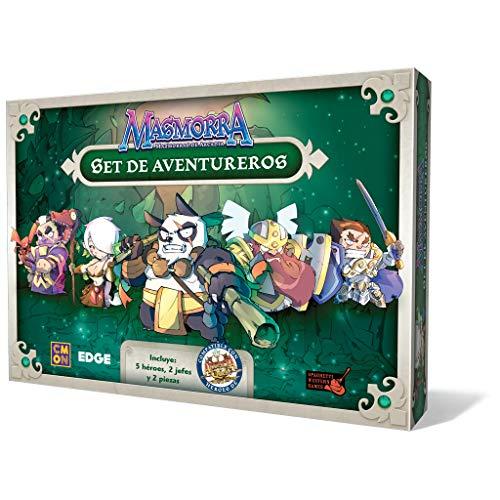 Dungeons von Arcadia–Set Abenteurer (Edge Entertainment edgmmr002)