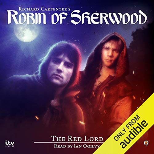 Couverture de Robin of Sherwood: The Red Lord