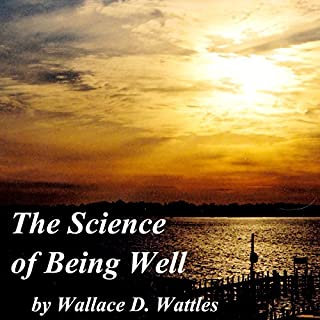 The Science of Being Well cover art