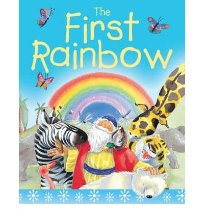[( The First Rainbow Sparkle and Squidge: The Story of Noah's Ark )] [by: Su Box] [May-2009]