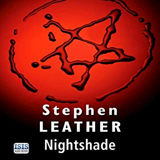 Nightshade     A Jack Nightingale Supernatural Thriller, Book 4              By:                                                                                                                                 Stephen Leather                               Narrated by:                                                                                                                                 Paul Thornley                      Length: 10 hrs and 56 mins     456 ratings     Overall 4.5