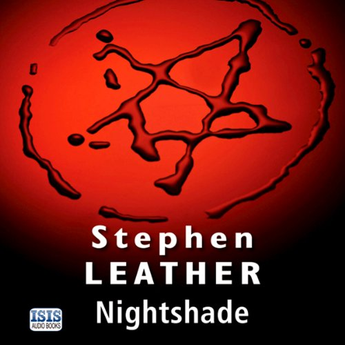 Nightshade     A Jack Nightingale Supernatural Thriller, Book 4              By:                                                                                                                                 Stephen Leather                               Narrated by:                                                                                                                                 Paul Thornley                      Length: 10 hrs and 56 mins     69 ratings     Overall 4.4