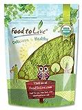 Organic Moringa Leaf Powder, 1 Pound - Non-GMO, Kosher, Raw, Vegan, Bulk, Ground