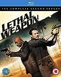 Lethal Weapon: Season 2 [Blu-ray] [2018]