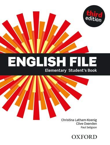 English File: Elementary: Student's Book