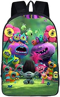 HPADR Mochila Infantil 16 Pulgadas De La Mochila De Dibujos Animados Niños Edad 7-13 Niños Bolsas De La Escuela para Las Niñas Bookbag Z 7