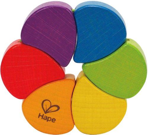 HaPe E0014 - Regenbogen-Rassel