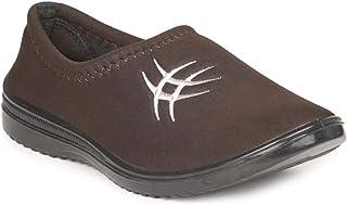 PARAGON Women's Brown Meriva Shoes