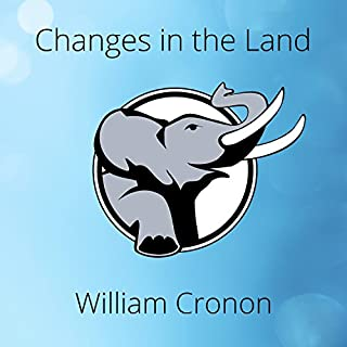 Changes in the Land audiobook cover art