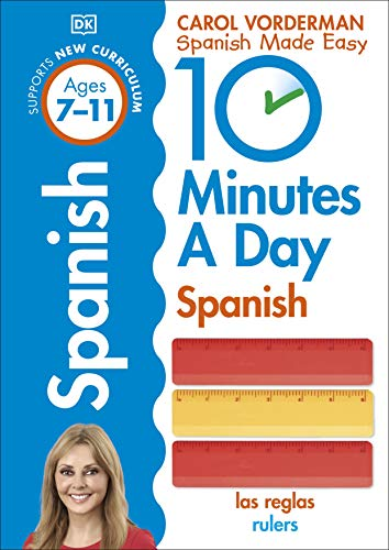 10 Minutes A Day Spanish (Made Easy Workbooks)