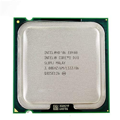 Prozessor CPU Intel Core 2 Duo E8400 3.00 GHz 3 GHz 6 m 6 MB 1333 MHz FSB Socket 775