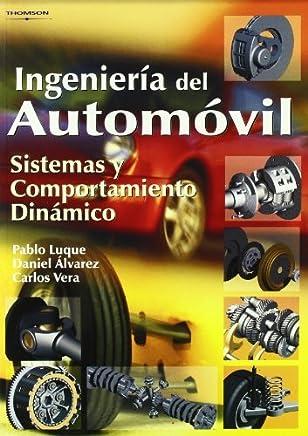 Ingeniería del automóvil : sistema y comportamiento dinámico