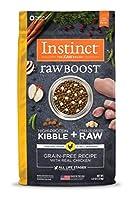 インスティンクト ドッグフード Raw Boost リアルチキン 1.8kg