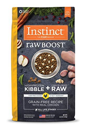 Instinct Natural Raw Grain-Free Dog Food