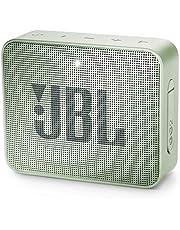 JBL GO 2, Waterdichte Draagbare Bluetooth-Luidspreker Met Handsfree-Functie, Tot 5 Uur Muziek Met Slechts Één Acculading, Mint