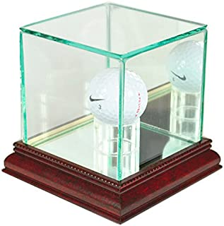 Perfect Cases PGA Golf Ball Glass Display Case