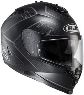HJC Motorradhelm, Mehrfarbig, Größe XL