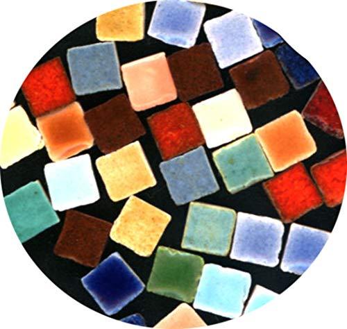 Mosaic-Minis(3/16 inch) (5x5x3mm), 5.000 Pieces, Random Mix All, MXAL