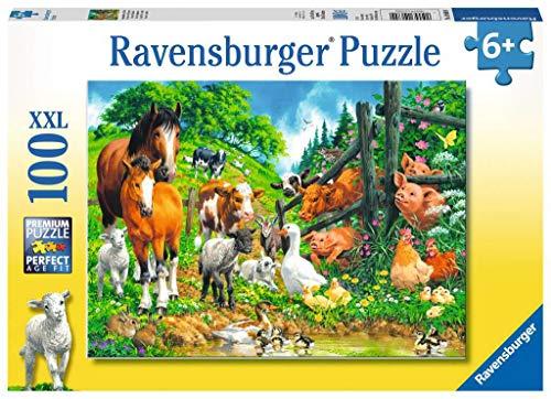 Ravensburger 10689 Animals Get Together...